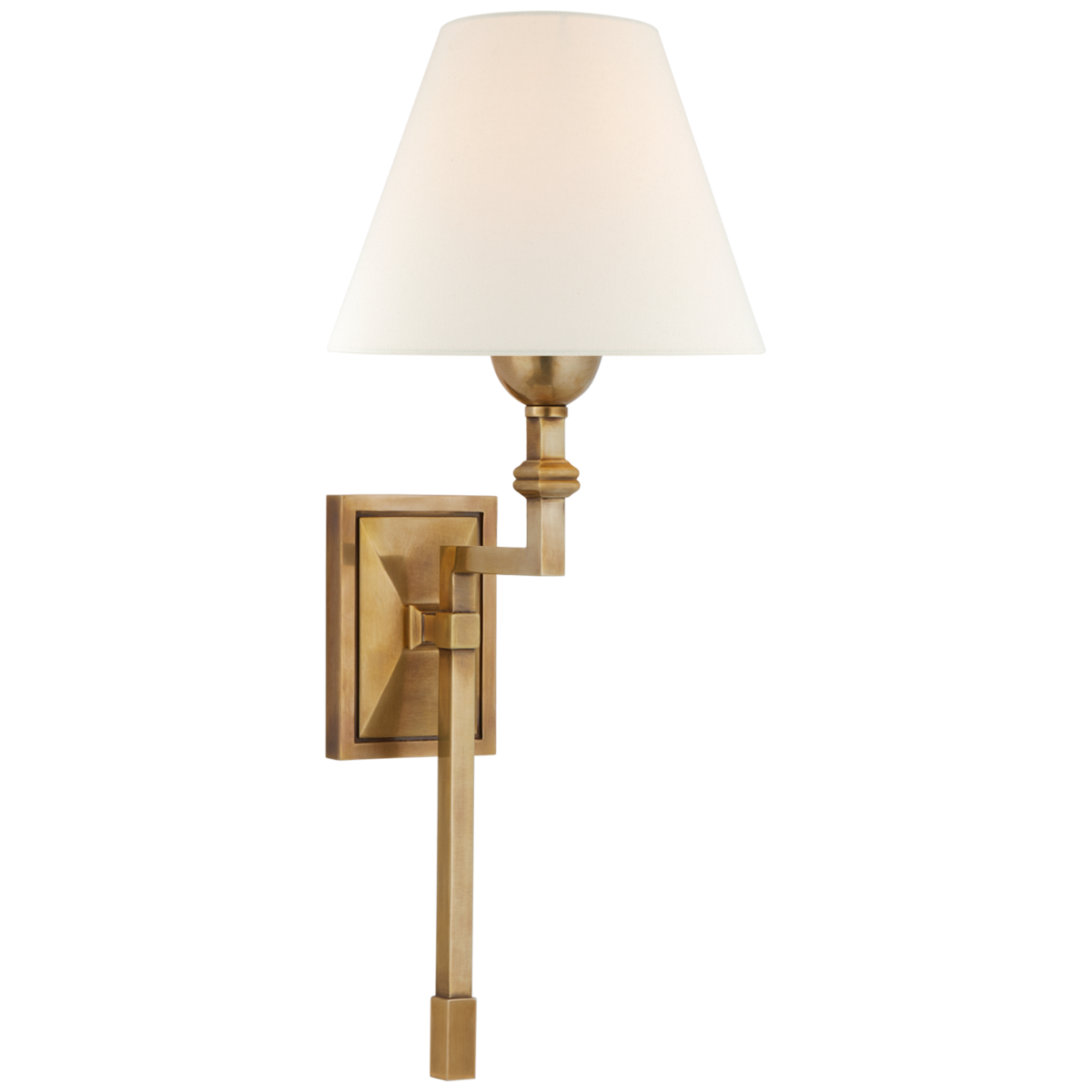 Jane Medium Single Tail Sconce