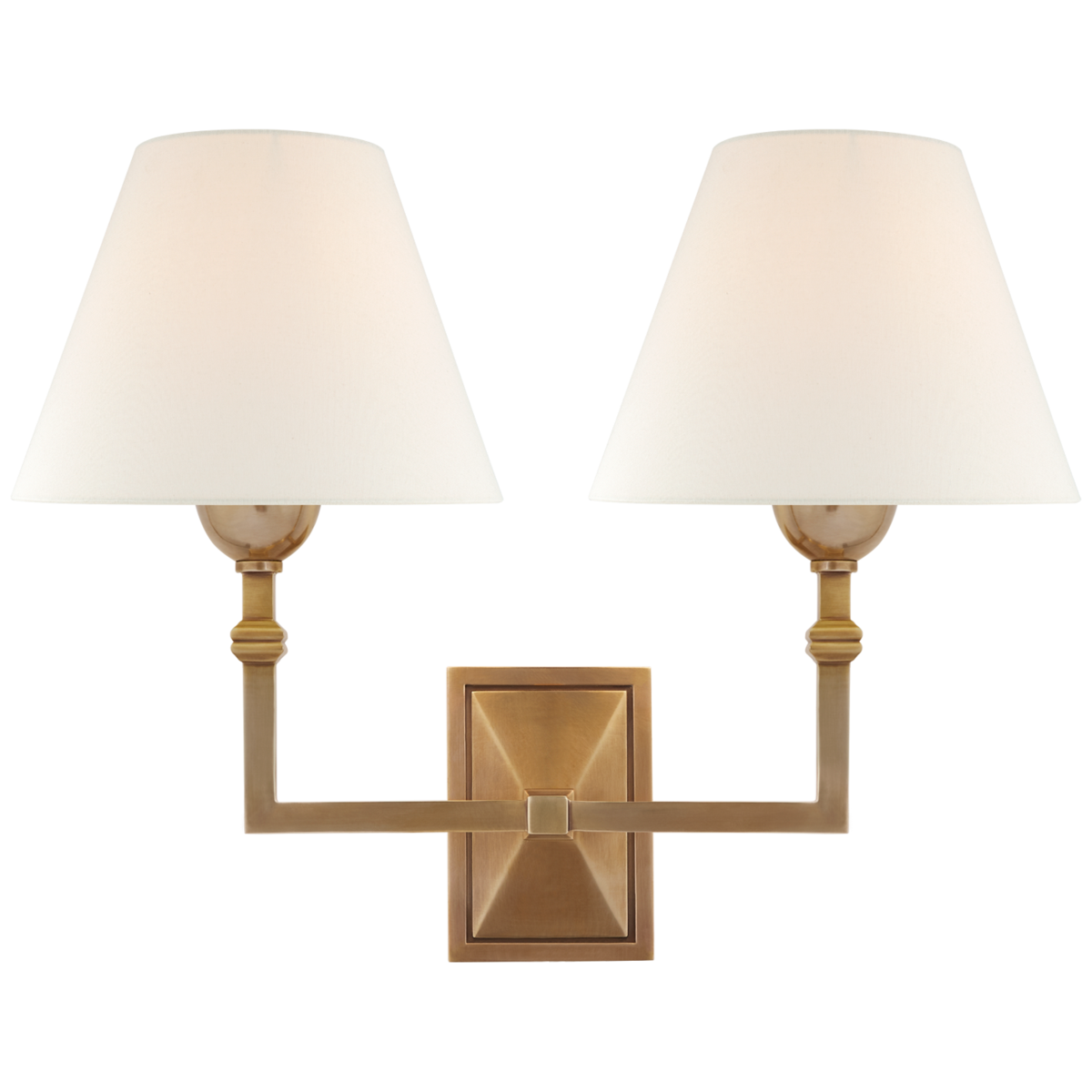 Jane Double Sconce