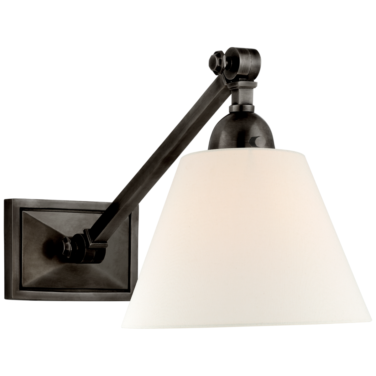 Jane Single Library Wall Light