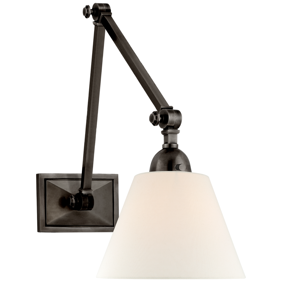 Jane Double Library Wall Light