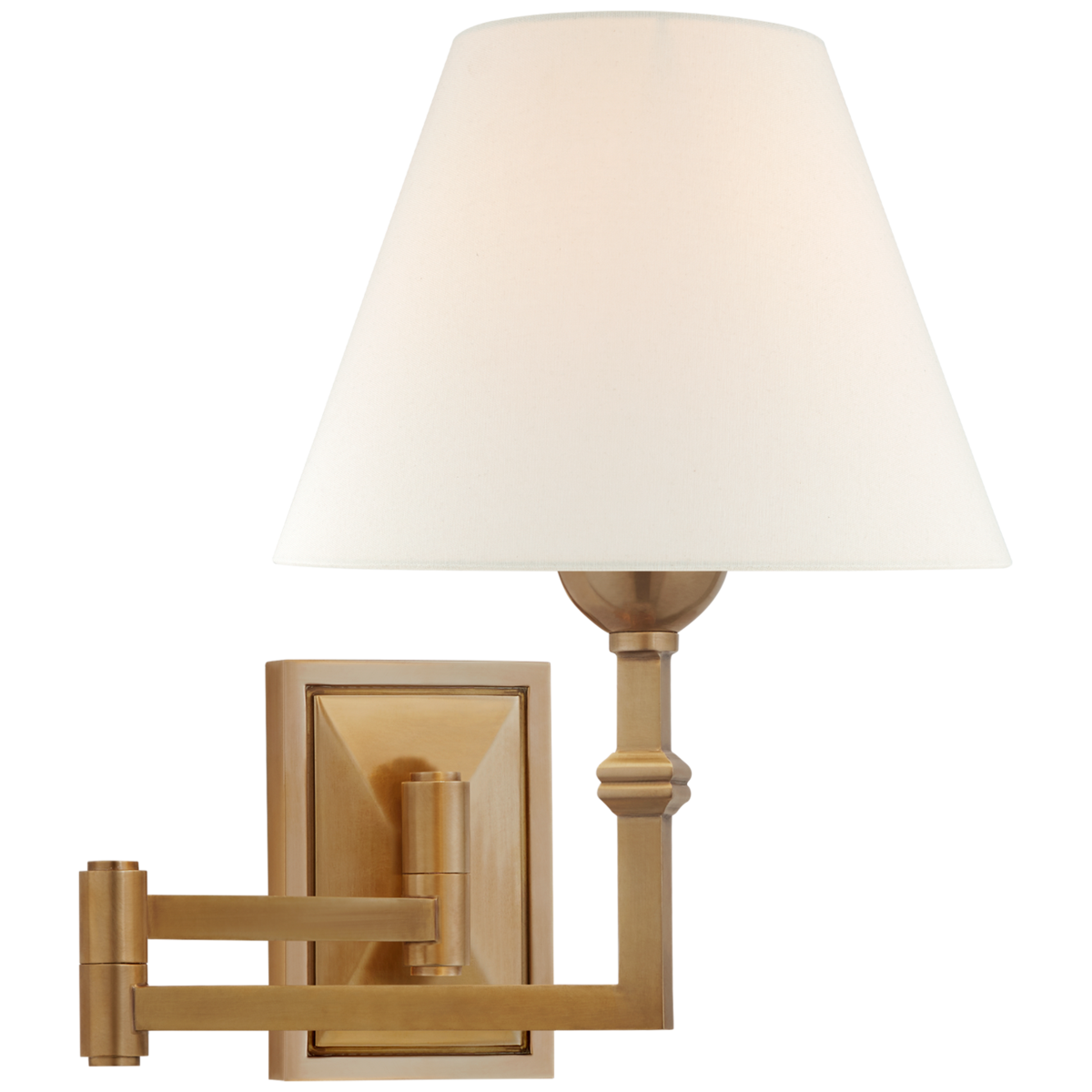 Jane Swing Arm Wall Light