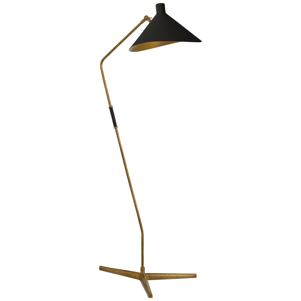Mayotte Large Offset Floor Lamp