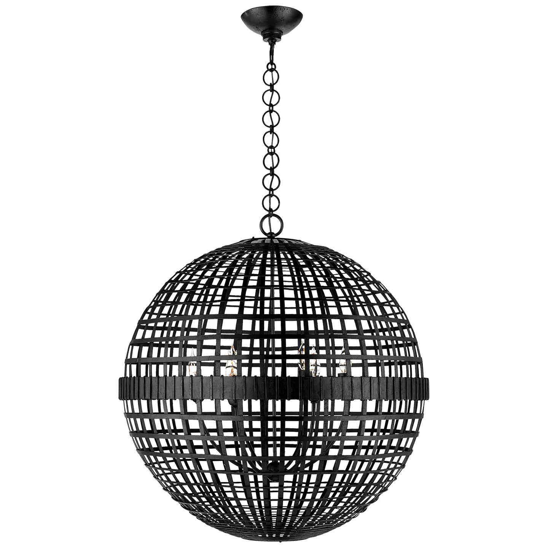 Mill Large Globe Lantern