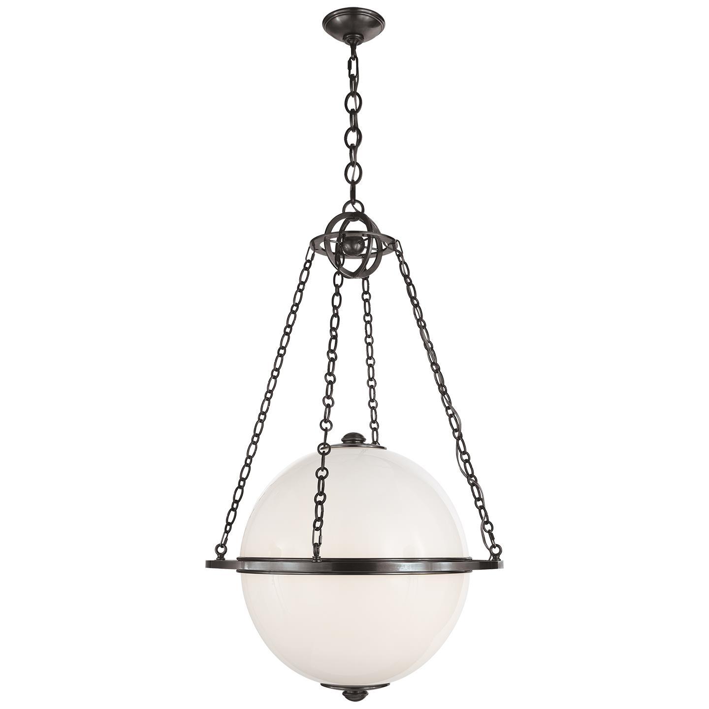 Modern Globe Lantern