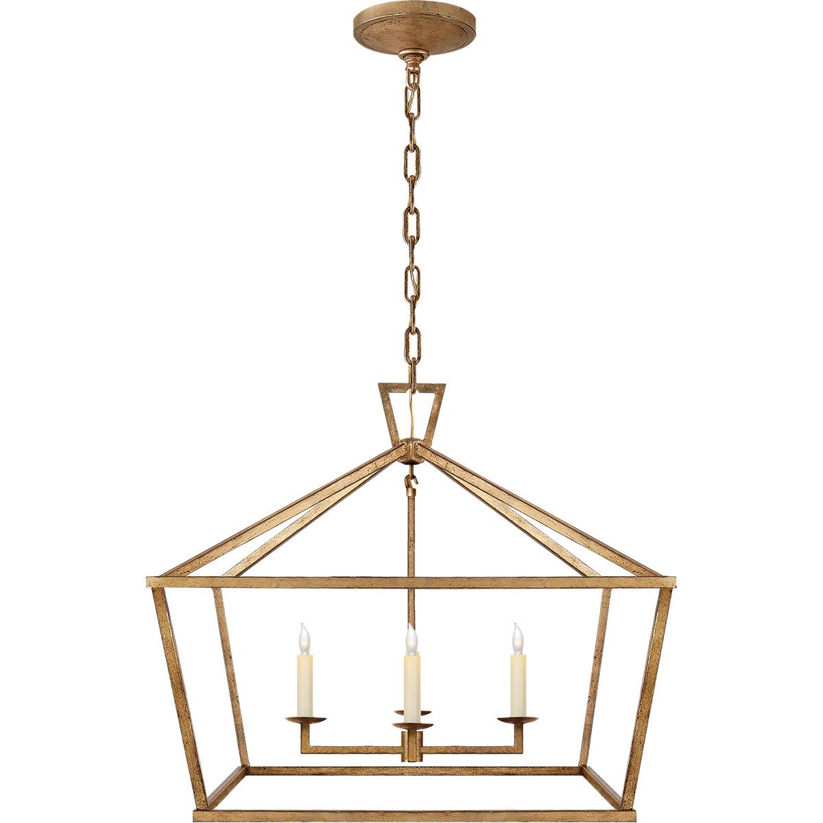Darlana Medium Wide Lantern