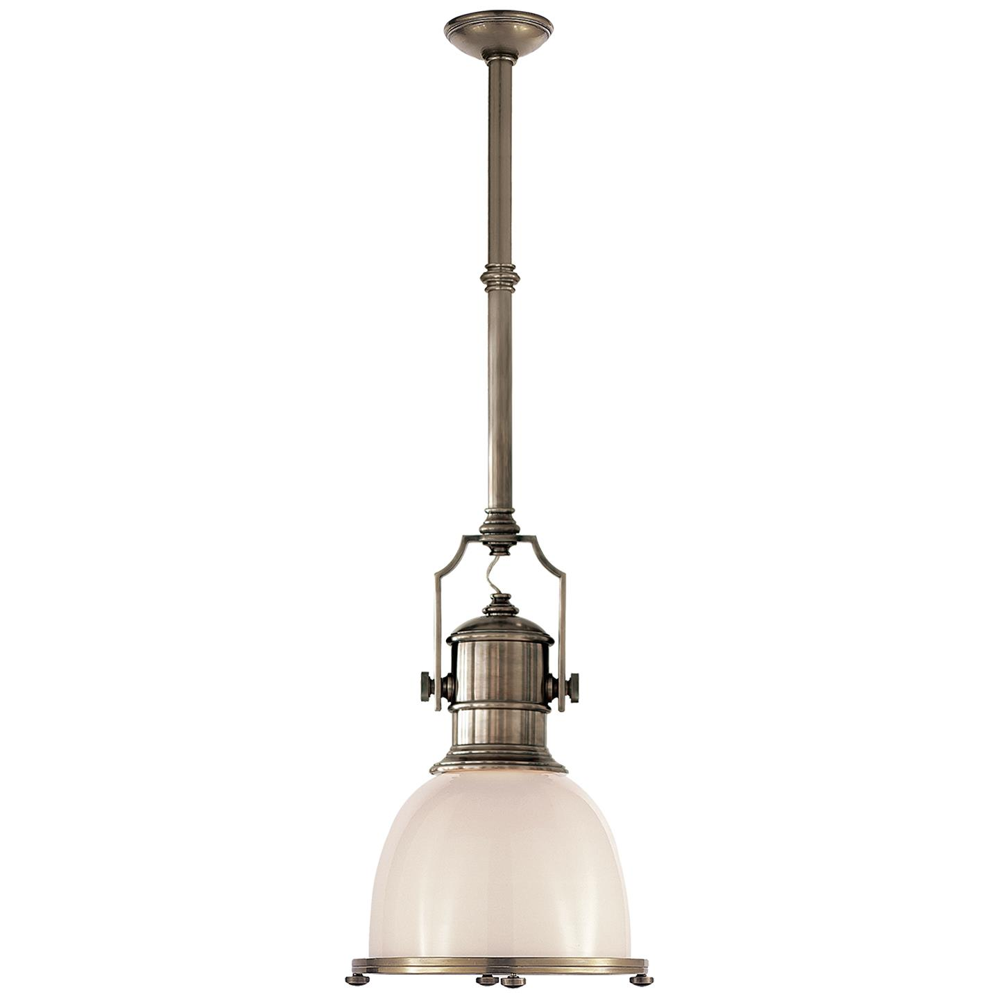 Country Industrial Small Pendant