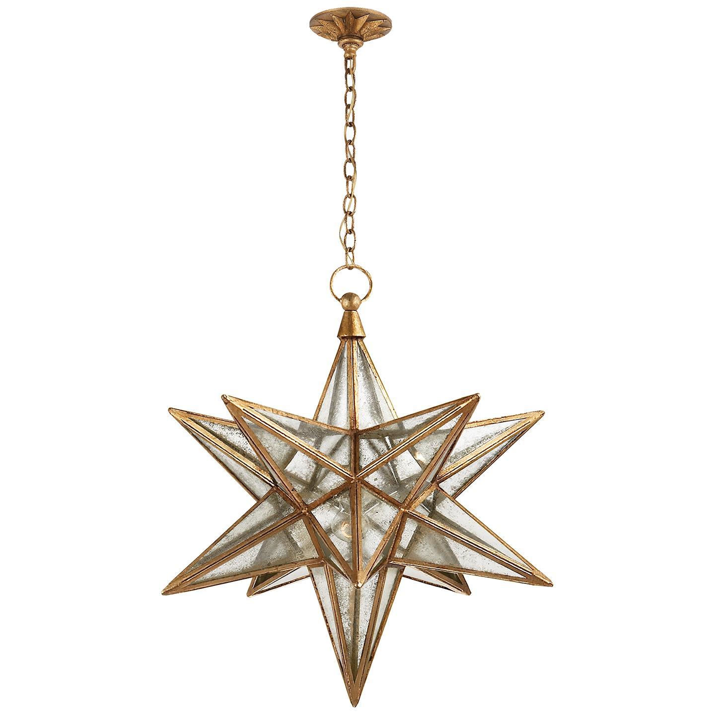 Moravian Large Star Lantern
