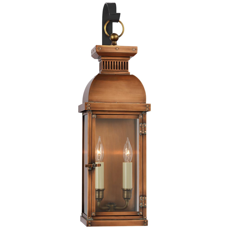 Suffork Medium Scroll Arm Lantern