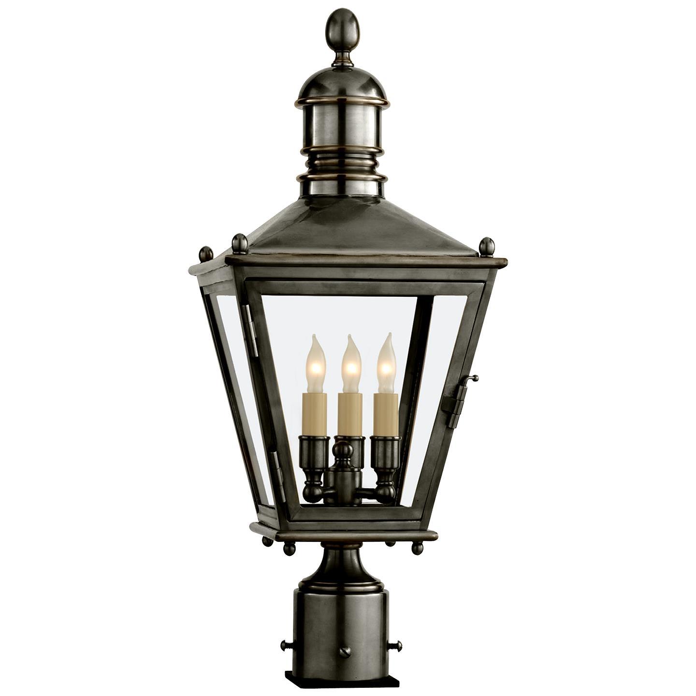 Sussex Small Post Lantern