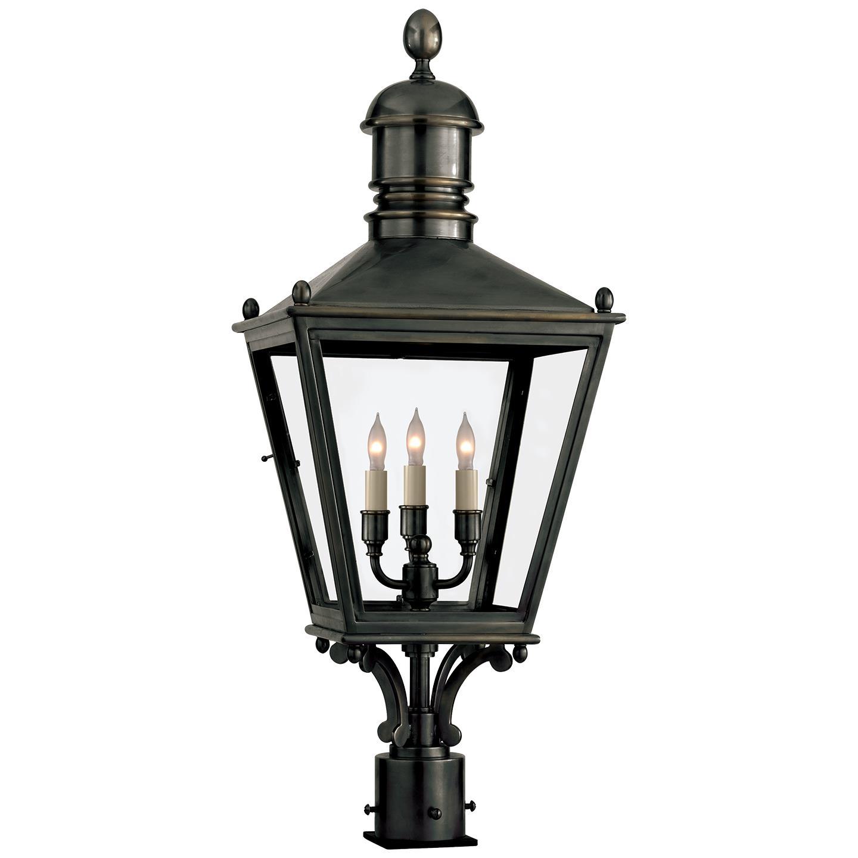 Sussex Medium Post Lantern