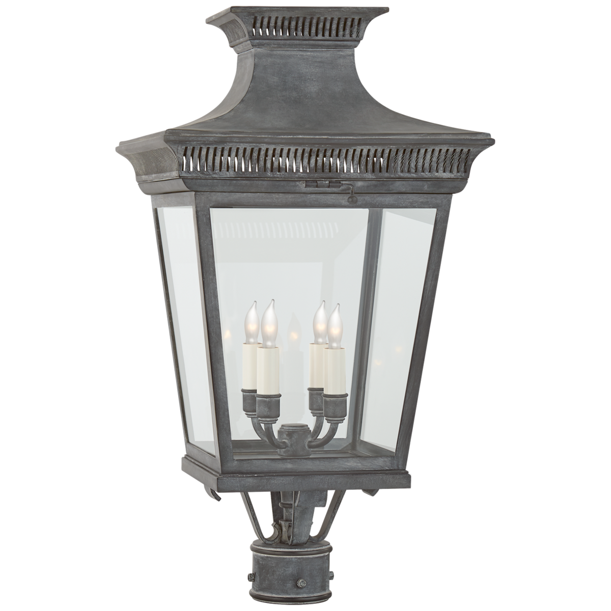 Elsinore Medium Post Lantern