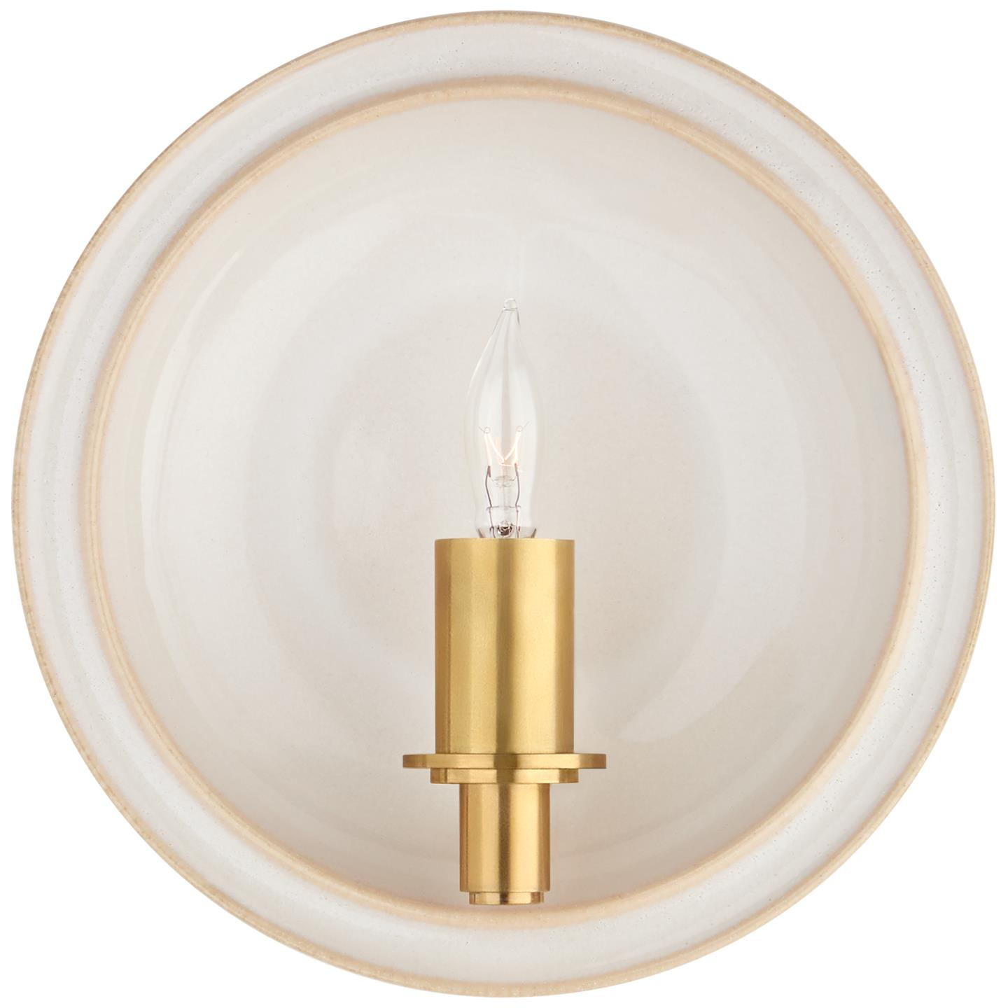 Leeds Small Round Sconce