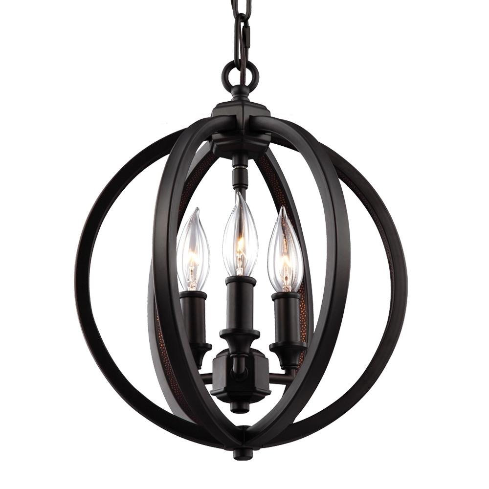 Corinne 3 - Light Globe Pendant