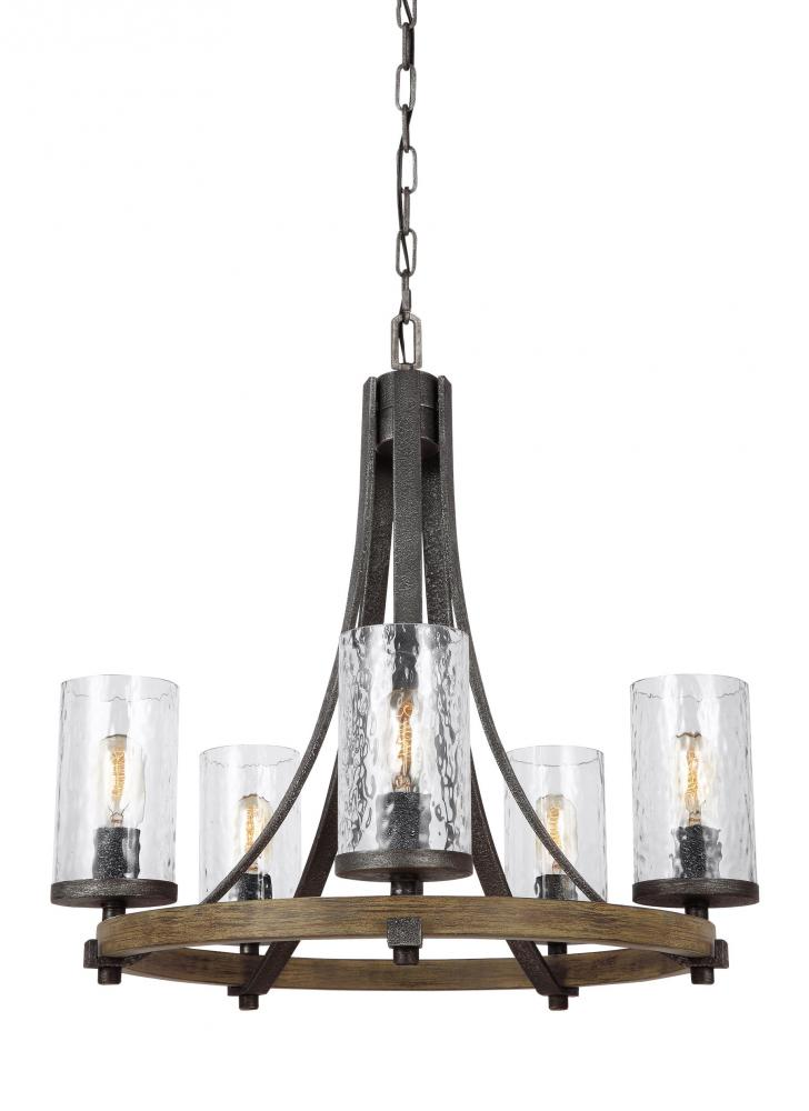 Angelo 5 - Light Chandelier