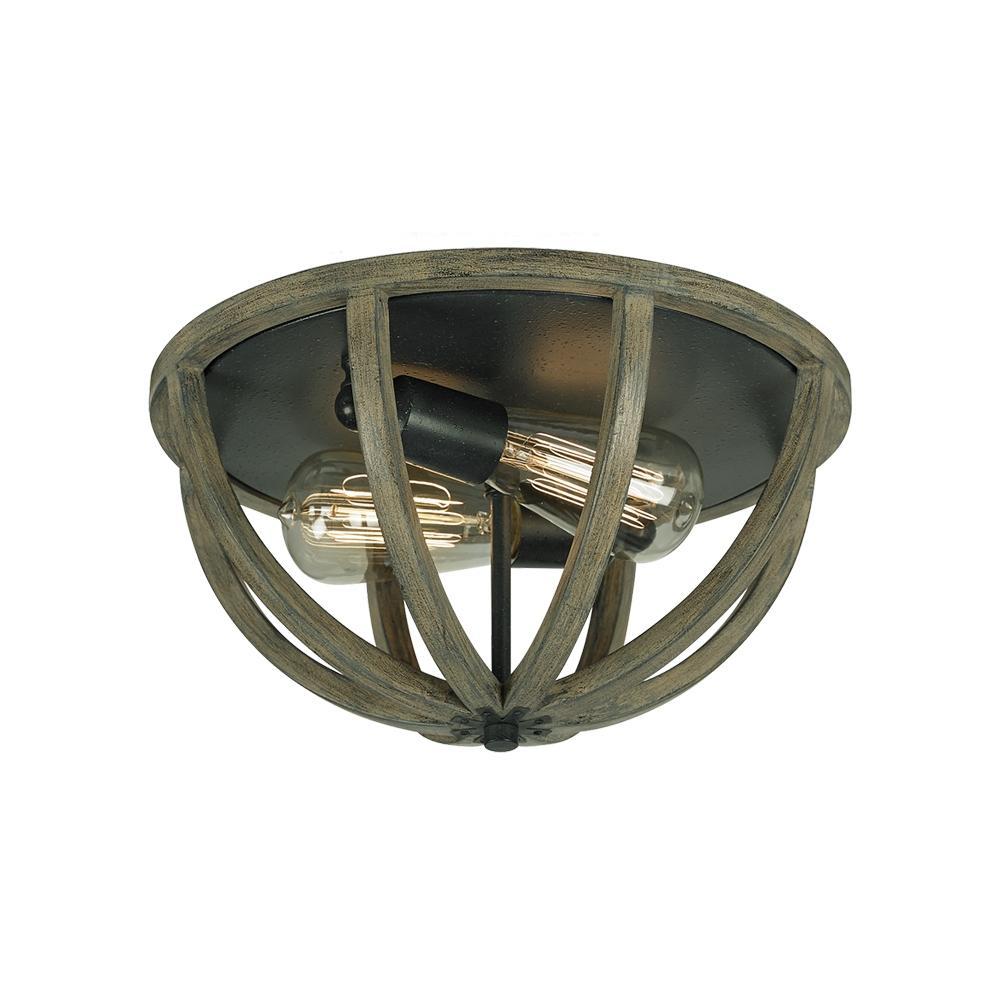 Allier 2 - Light Flushmount