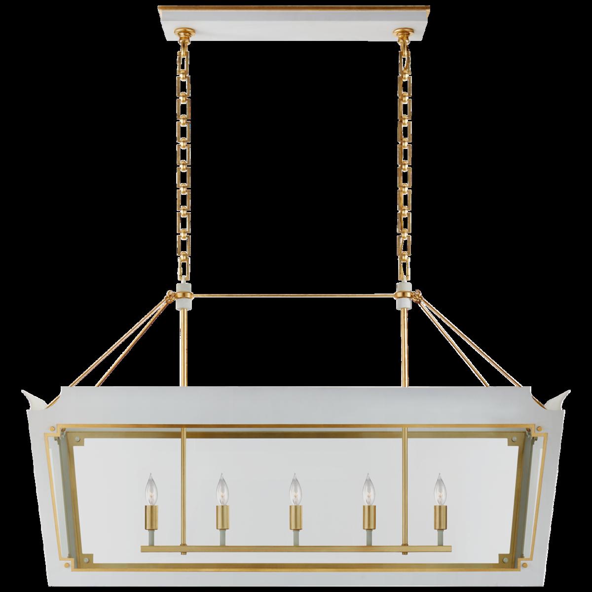 Caddo Medium Linear Lantern