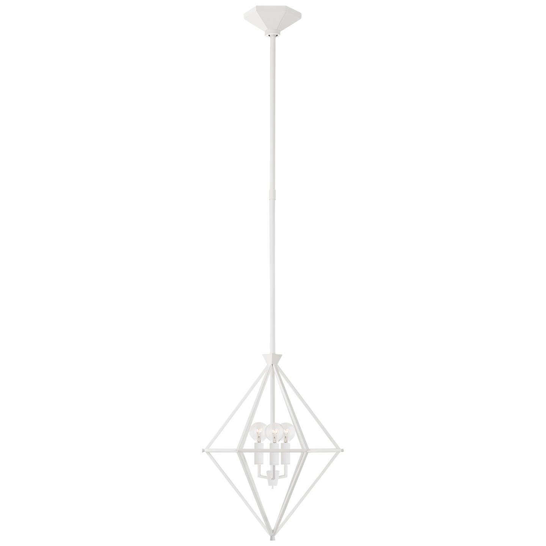 Afton Petite Elongated Lantern
