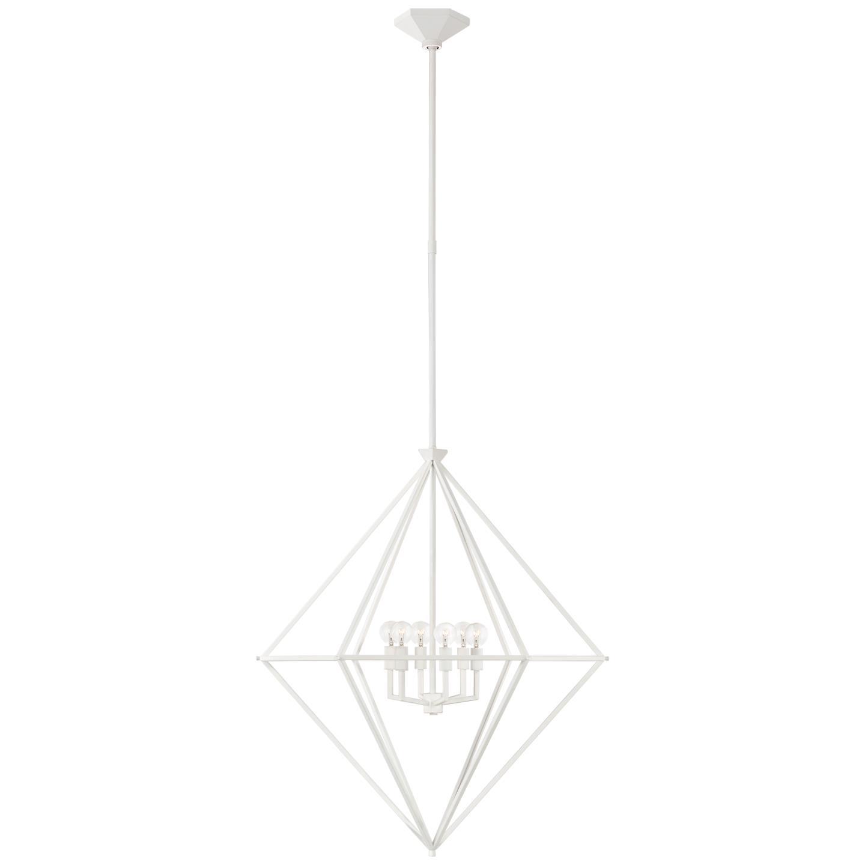 Afton Medium Elongated Lantern