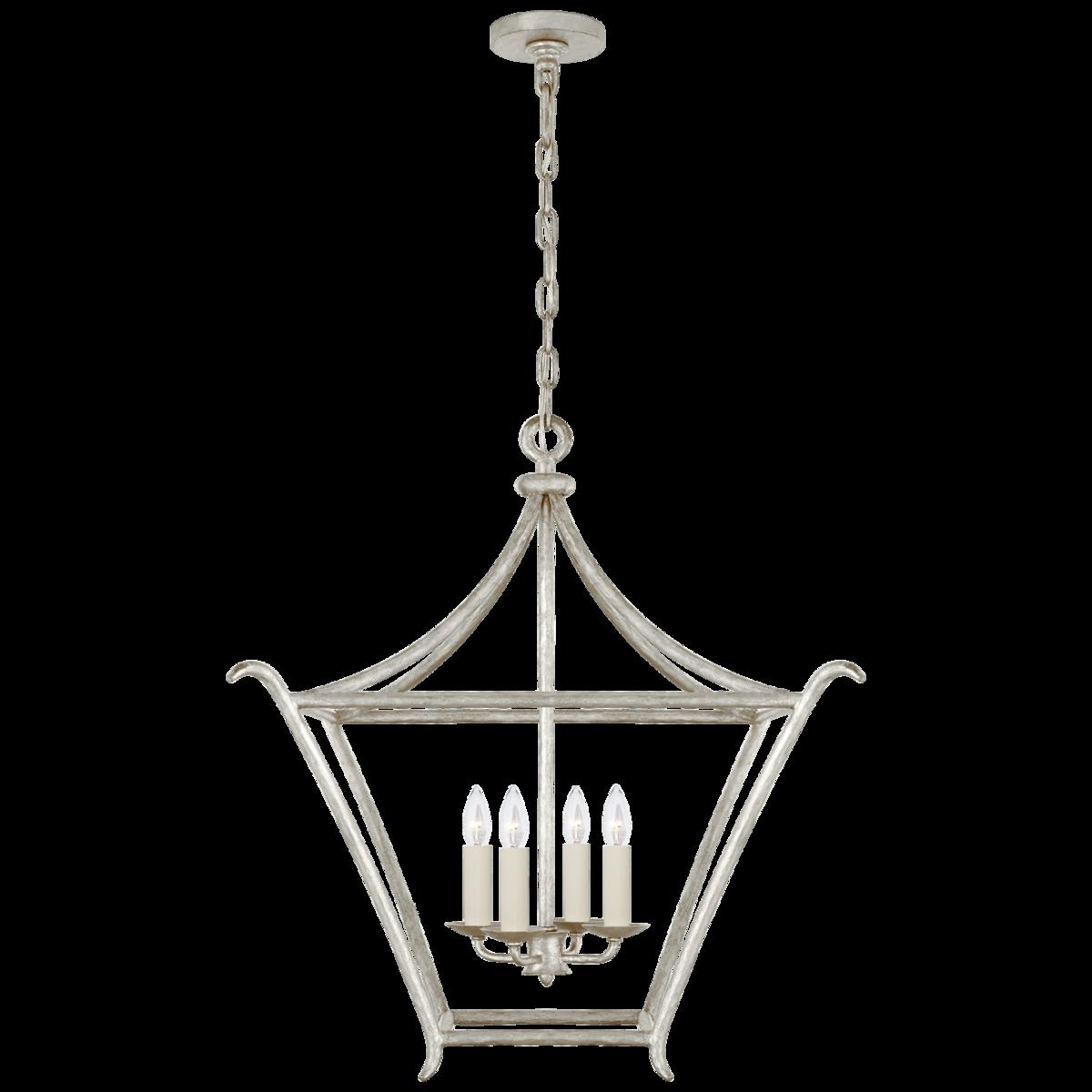 Aria Medium Square Lantern