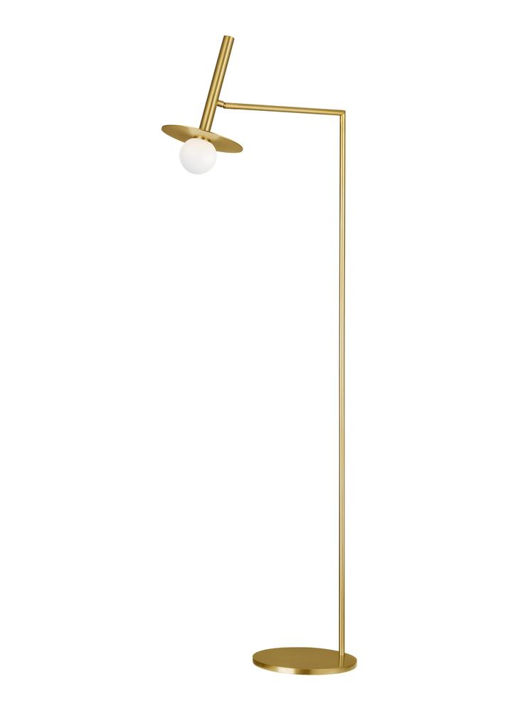 Nodes 1 - Light Floor Lamp