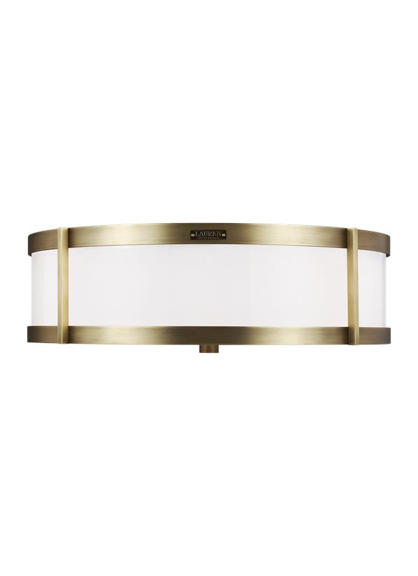 Flynn 3 - Light Flush Mount