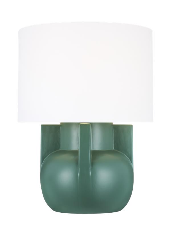 William 1 - Light Wide Table Lamp