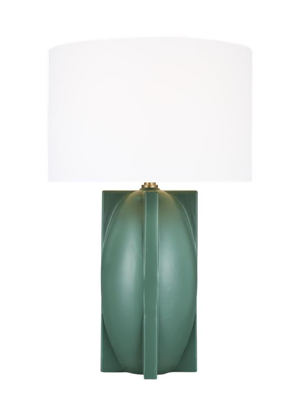 William 1 - Light Narrow Table Lamp