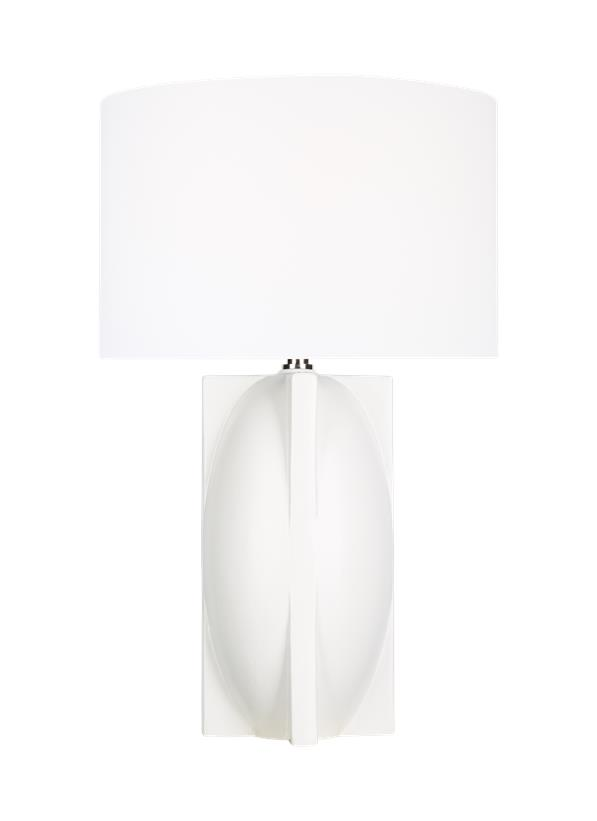 William 1 - Light Narrow Table Lamp