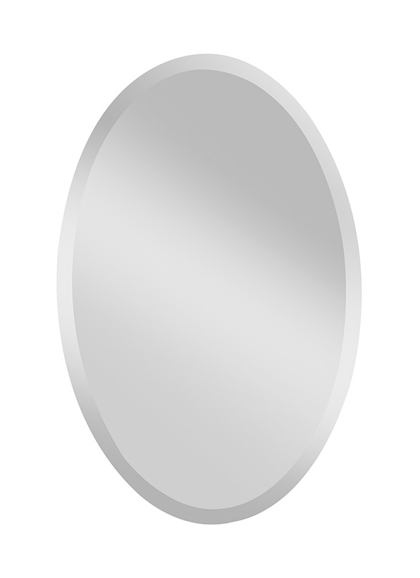 Infinity Oval Mirror