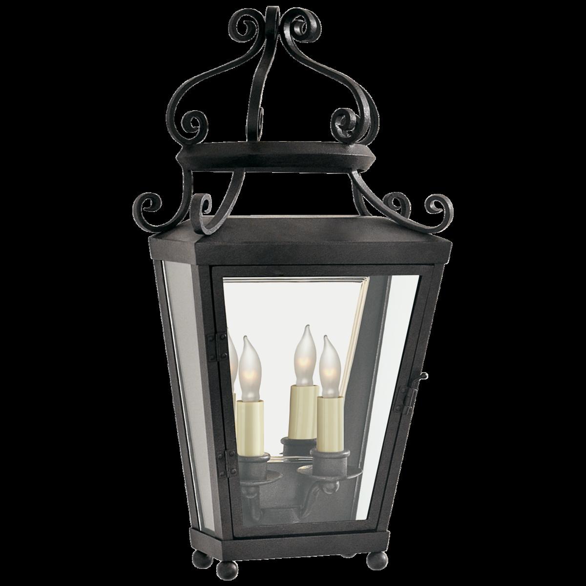 Lafayette Medium 1/2 Wall Lantern