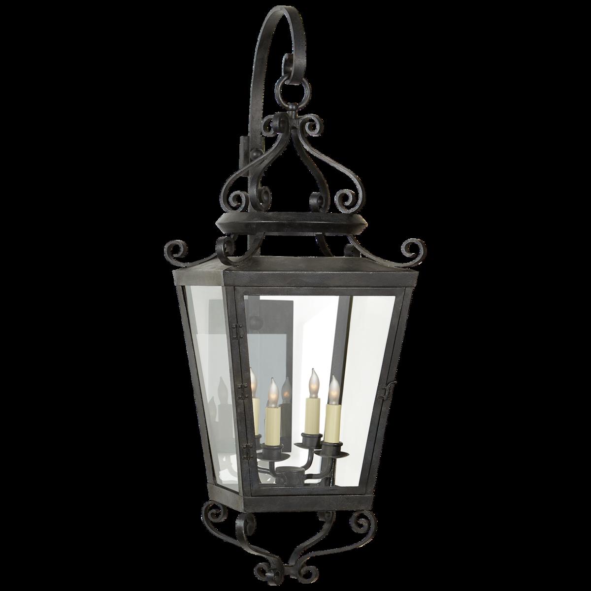 Lafayette Large Bracketed Lantern