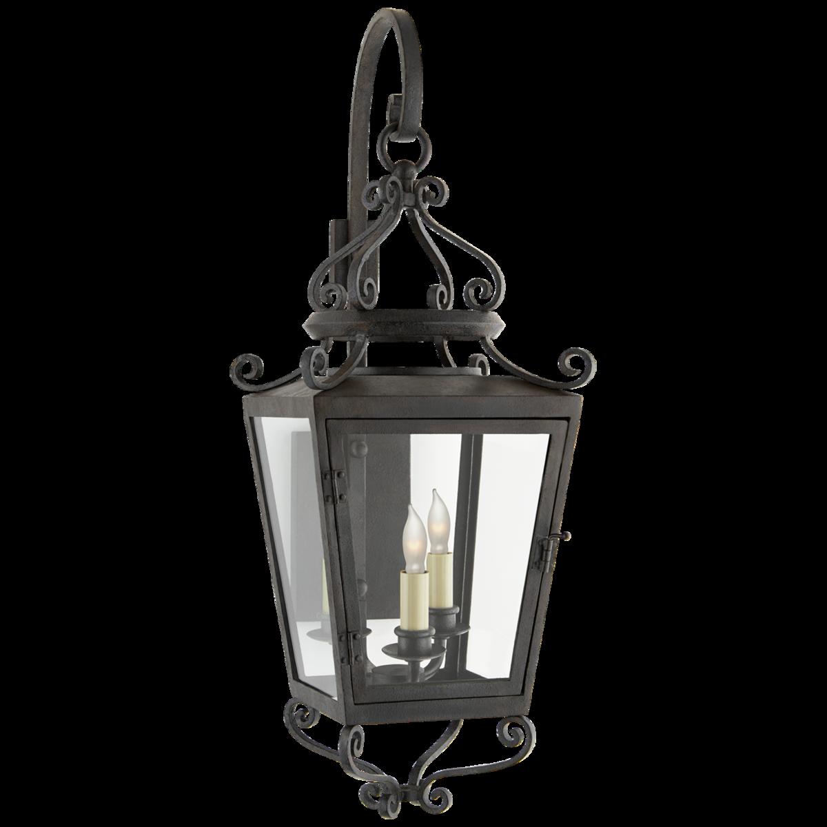 Lafayette Small Bracketed Lantern