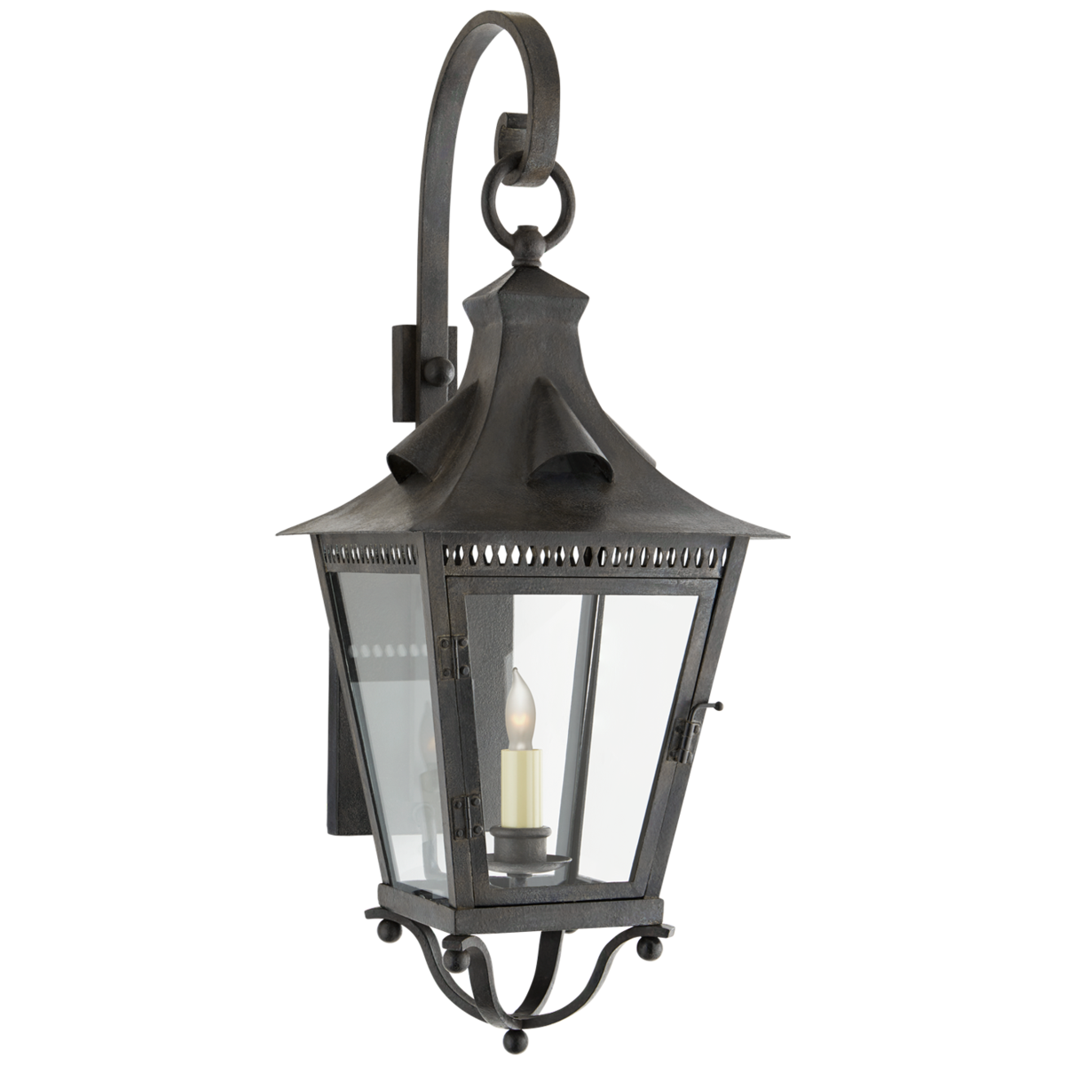 Orleans Small Bracketed Lantern