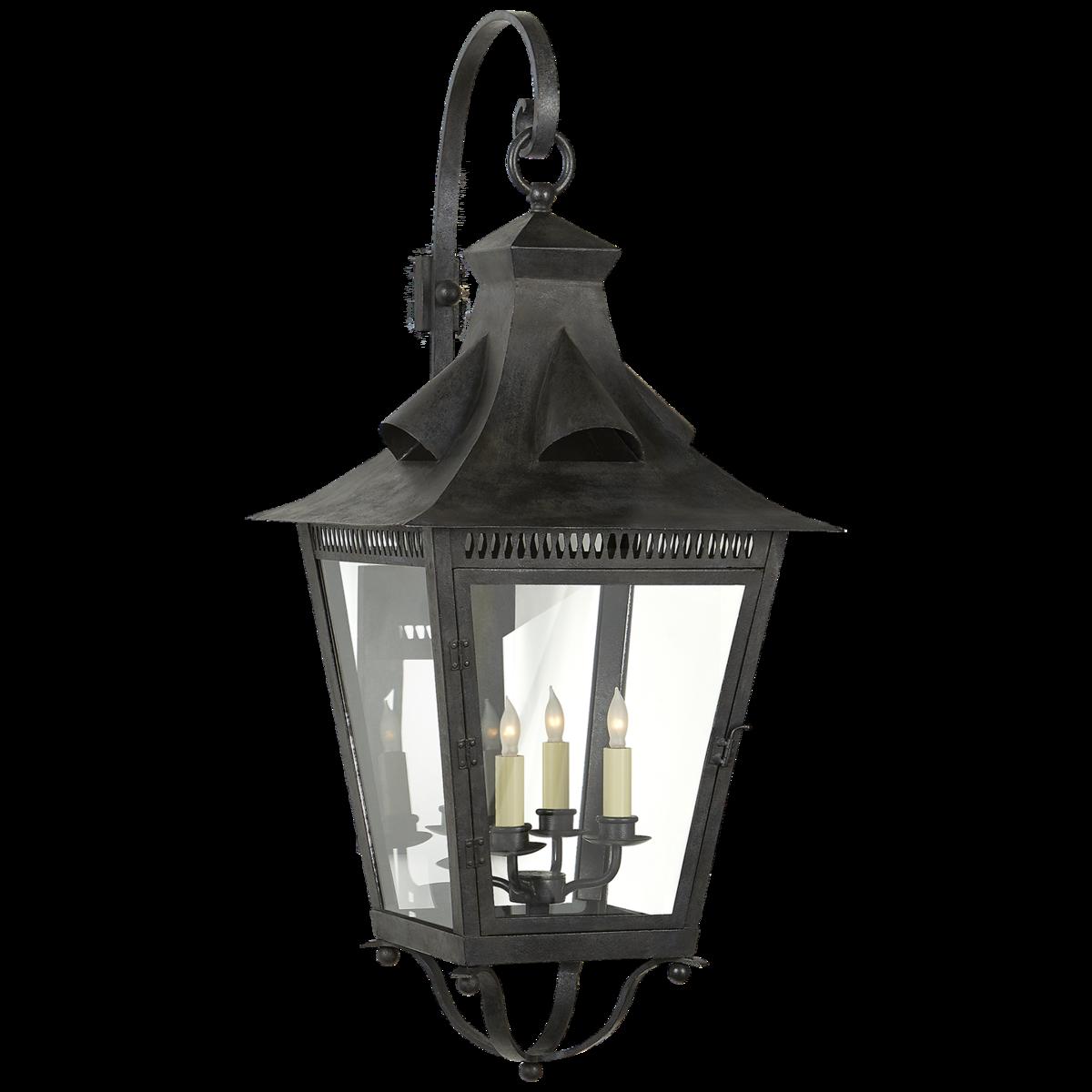 Orleans Large Bracketed Lantern