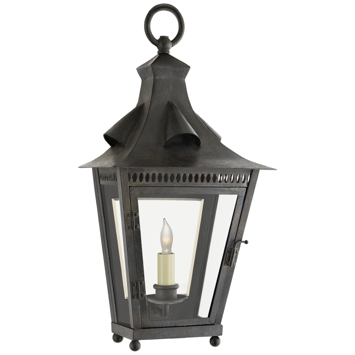 Orleans Small 1/2 Sconce