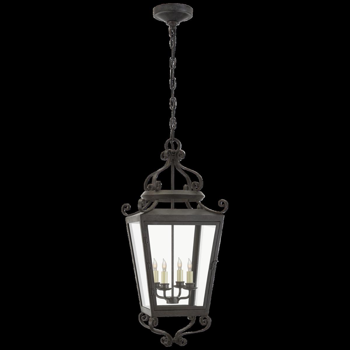 Lafayette Large Hanging Lantern