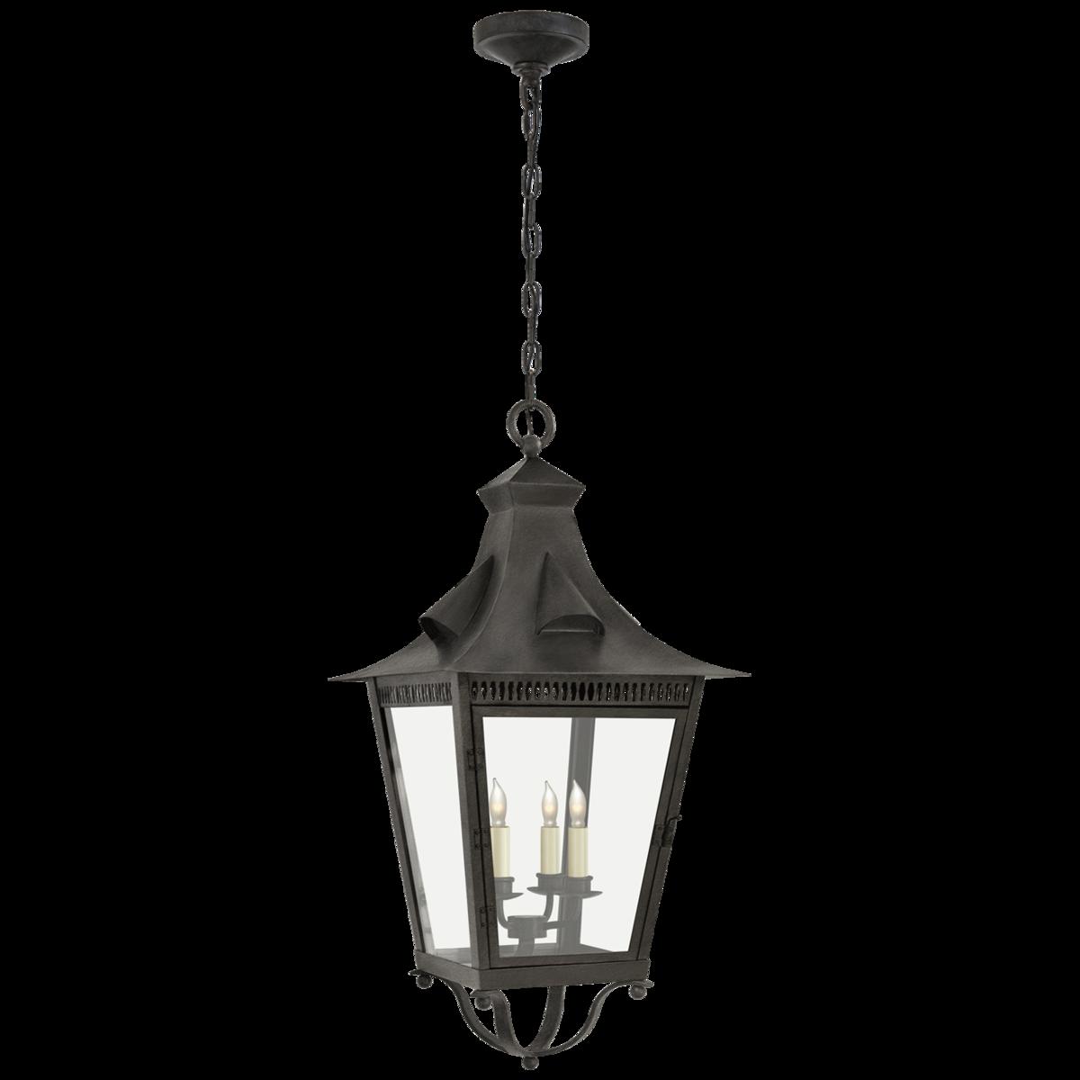 Orleans Large Hanging Lantern