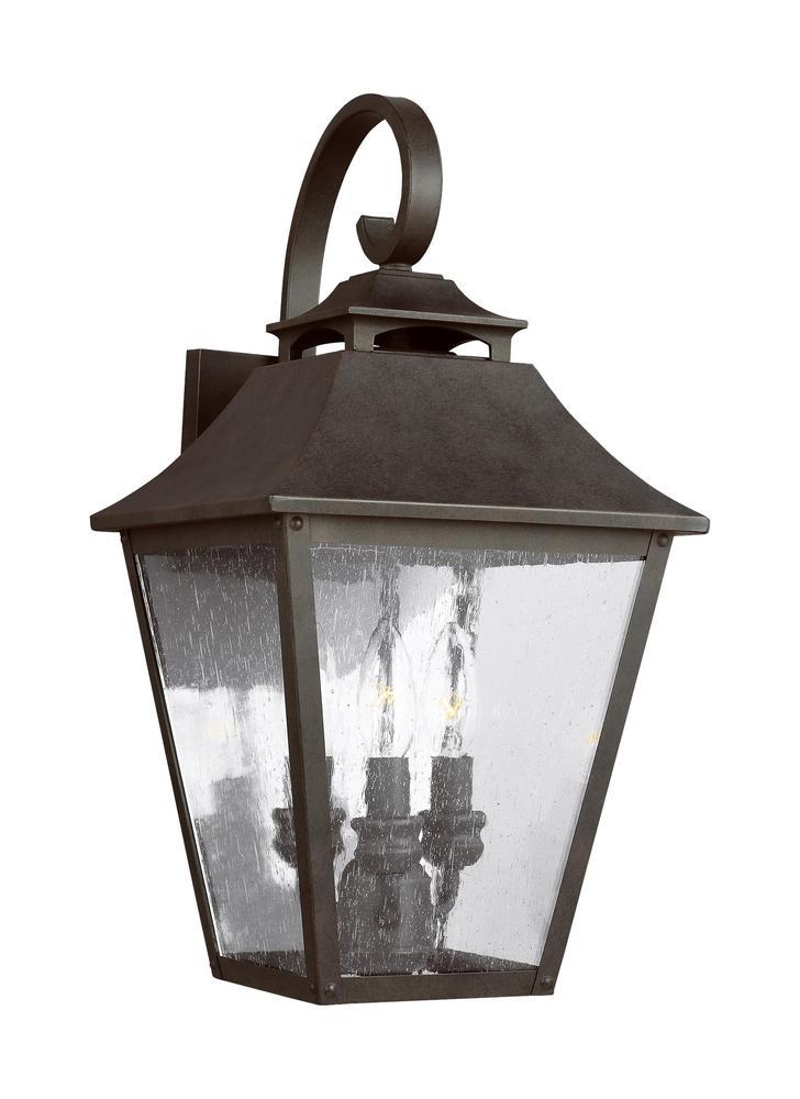 Galena 3 - Light Wall Lantern
