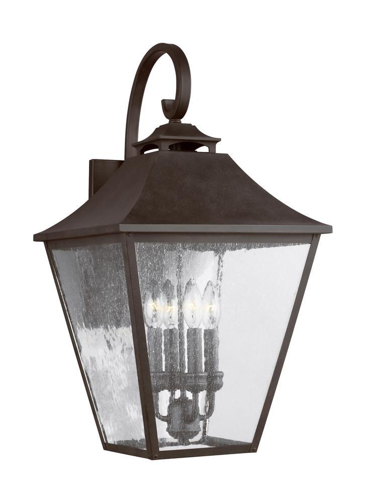 Galena 4 - Light Wall Lantern
