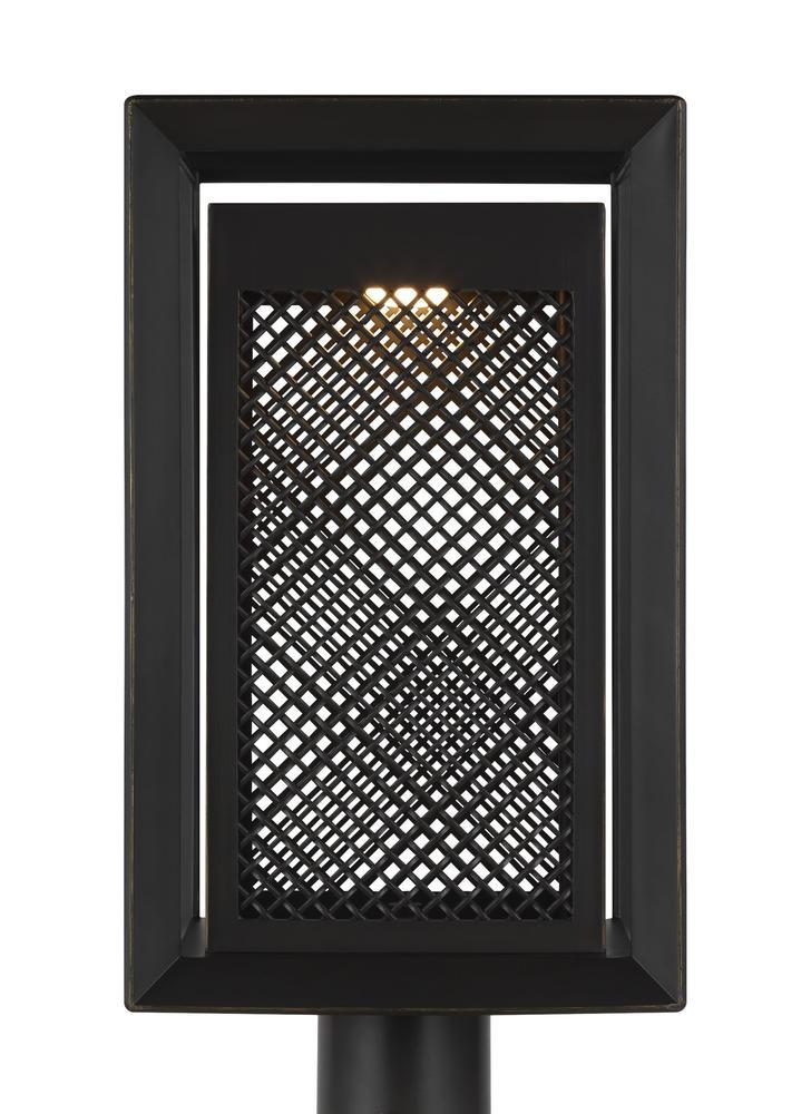 Milton 1 - Light Outdoor Post Lantern