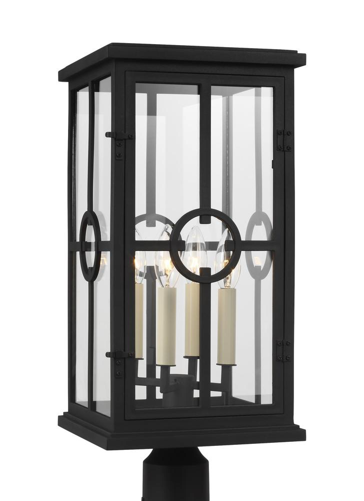 Belleville 4 - Light Outdoor Post Lantern