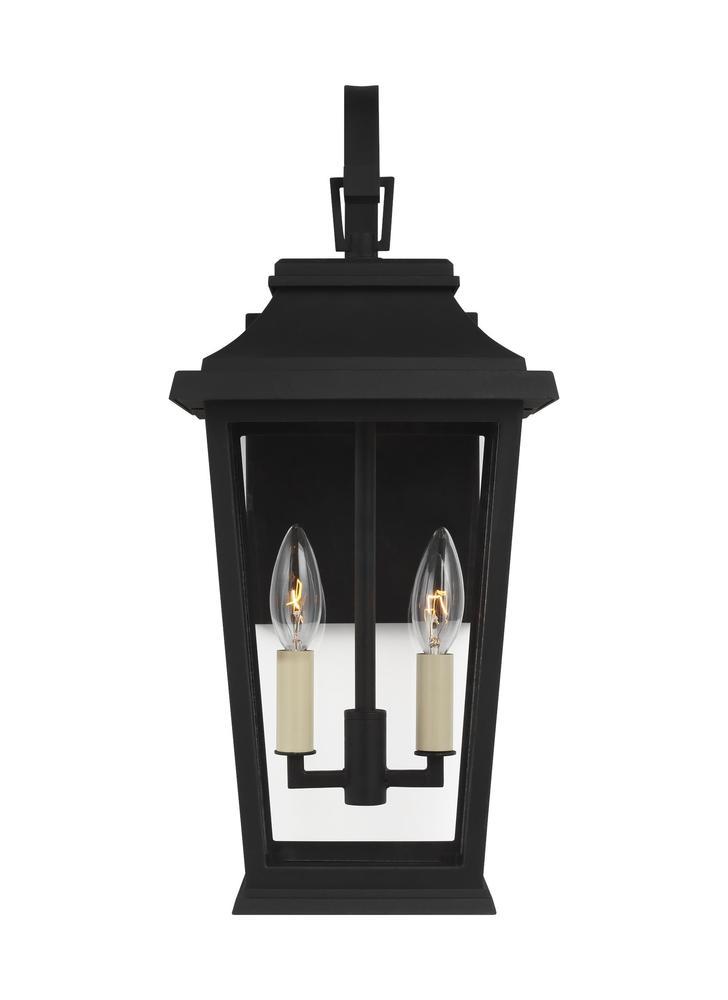 Warren 2 - Light Outdoor Wall Lantern