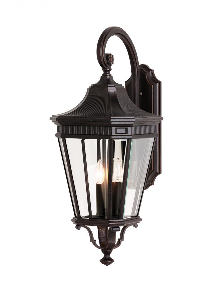 Cotswold Lane 3 - Light Wall Lantern