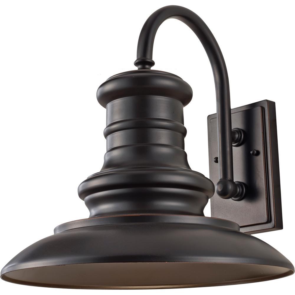 Redding Station 1 - Light Outdoor Lantern