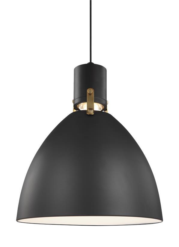 Brynne 1 - Light Medium LED Pendant