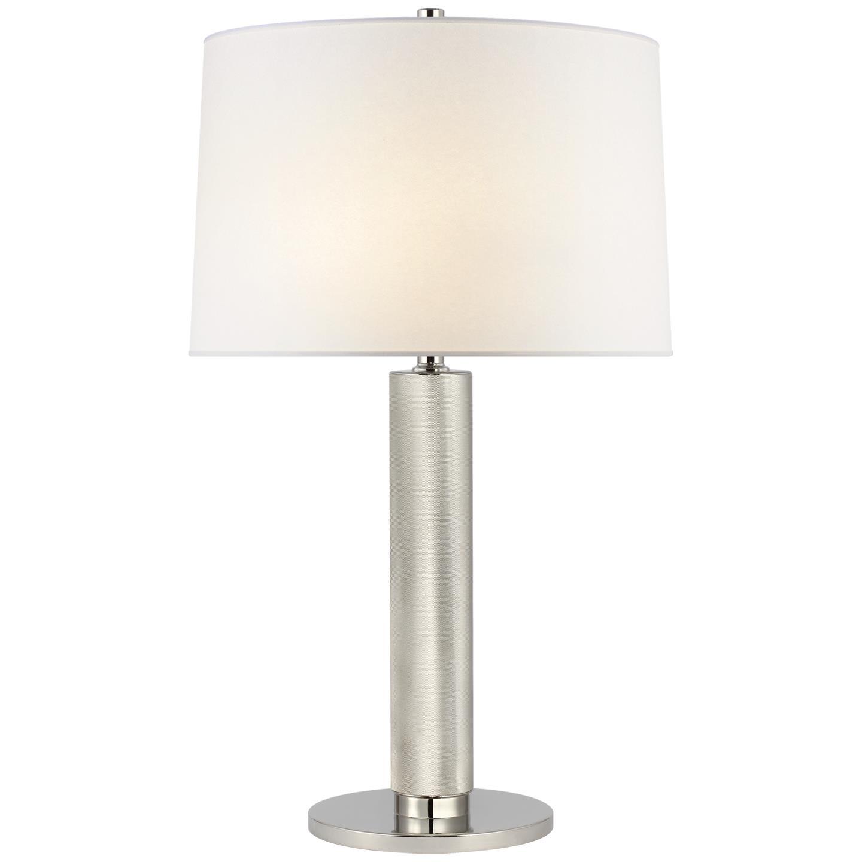 Barrett Medium Knurled Table Lamp