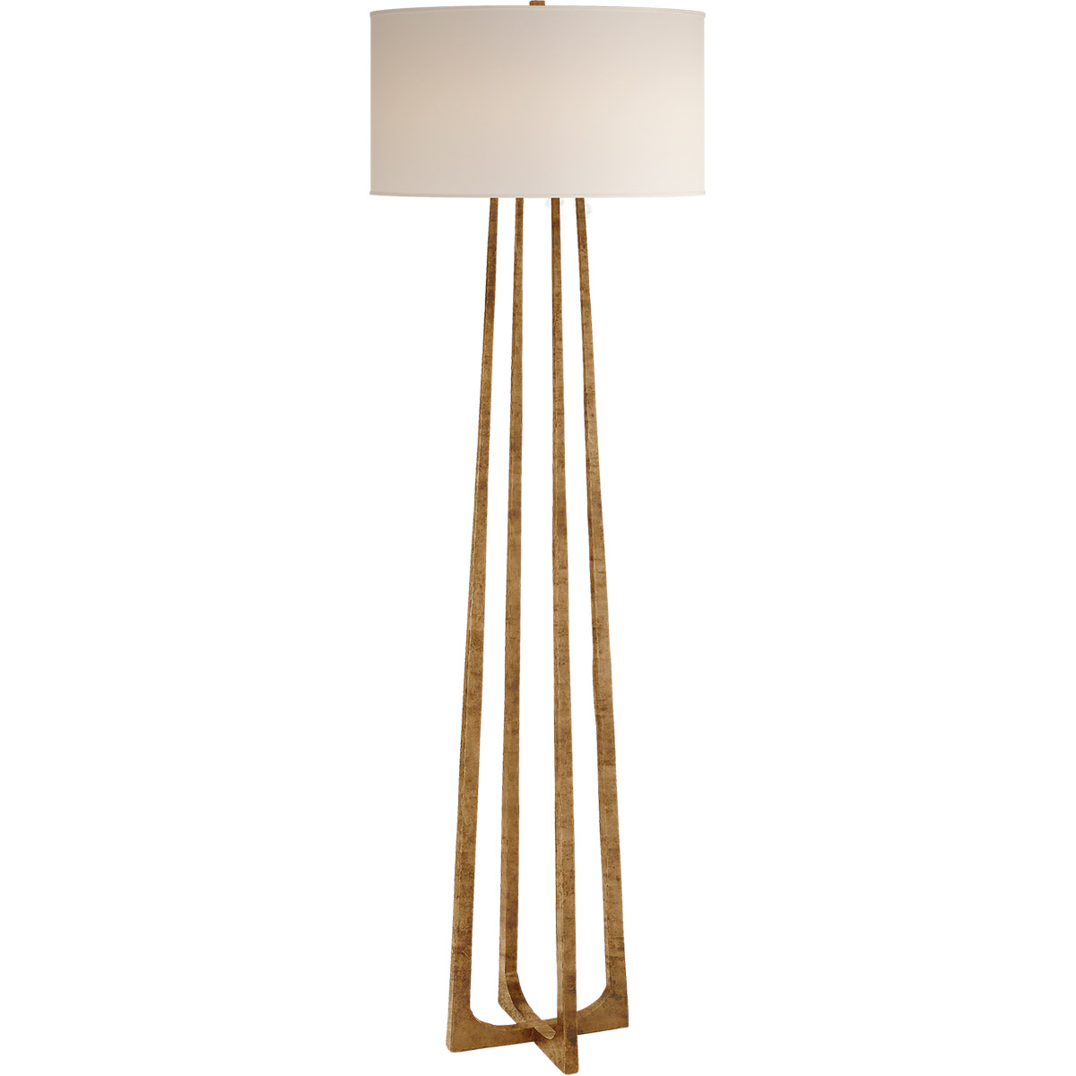 Scala Large Hand-Forged Floor Lamp