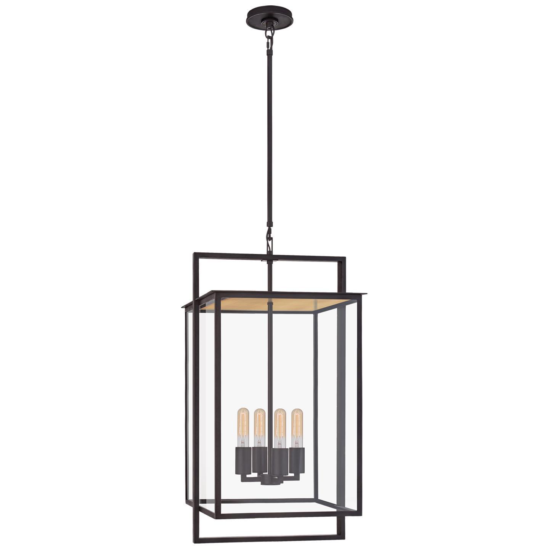 Halle Medium Hanging Lantern