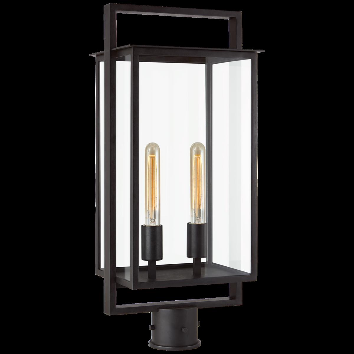 Halle Medium Post Lantern