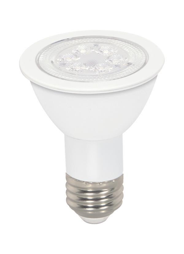 LED Lamp 7W PAR20 LED AMBER TURTLE BULB
